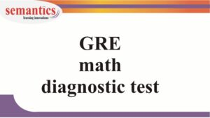 GRE math test