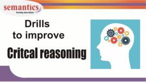 GMAT GRE critical reasoning exercises